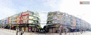 Những khu phố 'đồng phục' thú vị ở Sài Gòn với dãy nhà giống hệt nhau