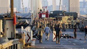Đảo chính Thổ: Gần 9.000 binh lính 'làm phản'
