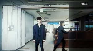 """""""Hai thế giới"""" tập 4: Cuối cùng thì Lee Jong Suk đã ngừng """"sống ảo"""""""