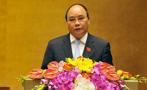 Thủ tướng báo cáo tình hình kinh tế-xã hội, ngân sách