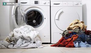 Những sai lầm ngớ ngẩn trong việc giặt quần áo!