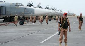 Nga triển khai đội bay lực lượng không quân vũ trụ tại Syria