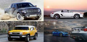 Điểm danh những mẫu ô tô thuộc vào hàng cực hiếm trong tương lai