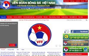 Trang chủ của VFF hoạt động trở lại sau khi bị tin tặc tấn công