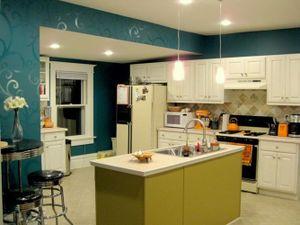 10 ý tưởng làm mới phòng bếp cực đơn giản và tiếp kiệm