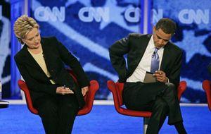 Mối duyên nợ giữa ông Obama và bà Hillary Clinton qua ảnh