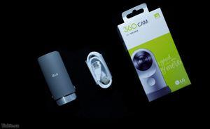 Trên tay và đánh giá nhanh camera LG 360: Đơn giản, dễ dùng, chất lượng hình ảnh trung bình
