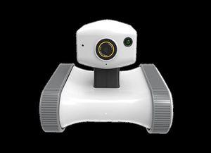 Riley là con robot coi nhà với camera 5MP, microphone giao tiếp hai chiều, giá 229 USD
