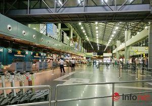Sân bay Nội Bài trở lại hoạt động bình thường sau sự cố 'tín hiệu lạ'