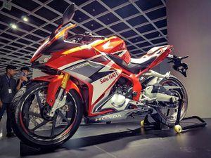 Chiêm ngưỡng ảnh thực tế Honda CBR250RR 2016 vừa trình làng