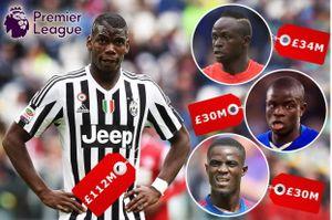 Pogba, Premier League và 600 triệu bảng tiền chuyển nhượng