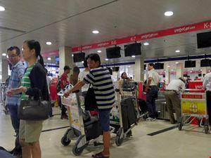 Sân bay Tân Sơn Nhất đã hoạt động bình thường sau sự cố tin tặc