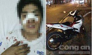 TP.HCM: 2 dân phòng kể lại giây phút đánh đuổi 7 tên cướp hung hãn