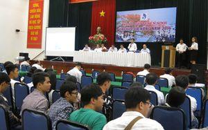 Đại học Đà Nẵng thông tin về tuyển sinh trên mạng xã hội facebook