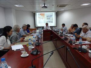 Họp Hội đồng khoa học thẩm định Đề cương chi tiết trưng bày Bảo tàng Báo chí Việt Nam: Ghi nhận thêm nhiều ý kiến thiết thực, tâm huyết và giá trị