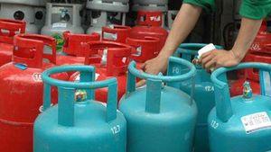Giá gas giảm 375 đồng/kg từ 1/8