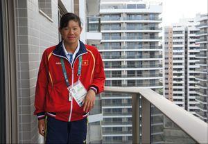 Ánh Viên tập đến 2 giờ sáng tại Olympic 2016