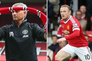 Wayne Rooney dưới thời Mourinho: Đội trưởng nhưng lên ghế dự bị?