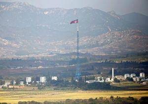 Căng thẳng Triều Tiên: Bình Nhưỡng gài mìn gần ngôi làng đình chiến