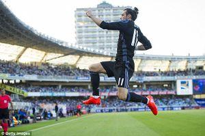 Real tăng lương cho Gareth Bale chỉ kém mỗi Ronaldo