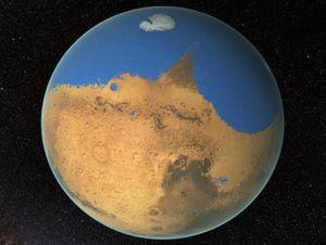 5 phát hiện thú vị về hành tinh Đỏ