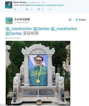 Ai bảo người Trung Quốc đã nuốt trôi thất bại ở Olympic Rio?
