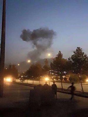 Nóng: Đại học của Mỹ ở Afghanistan đang bị tấn công khủng bố