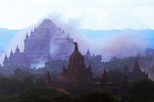Động đất kinh hoàng tại Myanmar