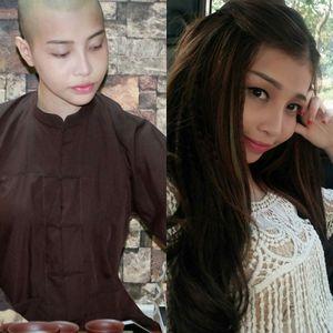 Tự sự của thiếu nữ Sài thành 'xuống tóc' để rũ bỏ hết thị phi