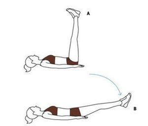Mỡ bụng dưới giảm dần nhờ 10 phút làm ba việc này mỗi ngày