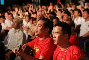 'Đấu tố' căng thẳng ông Nguyễn Mạnh Hùng ngay tại Trung tâm Nhổn
