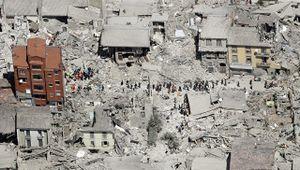 Nạn nhân vụ động đất ở Ý tăng chóng mặt