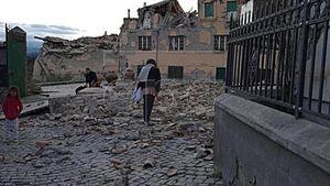 Hơn 600 người thương vong sau trận động đất tại Italy