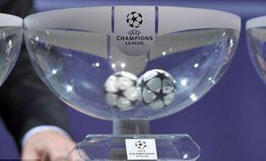 TRỰC TIẾP Bốc thăm chia bảng Champions League
