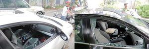 Trộm rình rập người đi ô tô ở Bình Dương