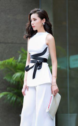 Kỳ Duyên không dự chung kết Hoa hậu Việt Nam 2016