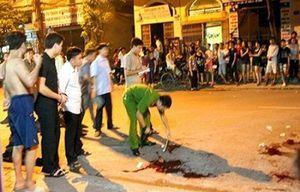 Thanh niên đâm chết 2 người đàn ông trong đêm đã đến công an đầu thú