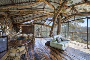 Secret Treehouse, ngôi nhà đẹp trên cây ai cũng mơ ước một lần đến