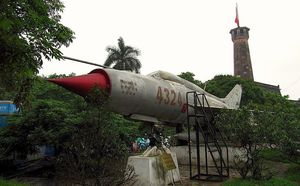 Bất ngờ phiên bản MiG-21 đầu tiên của KQND Việt Nam
