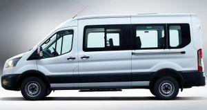 Ford chính thức ra mắt phiên bản Transit 14 chỗ