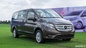 Chi tiết Mercedes-Benz Vito giá 1,849 tỷ đồng tại Việt Nam