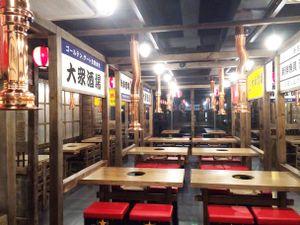 Thưởng thức đồ nướng đường phố Nhật Bản tại Hà Nội