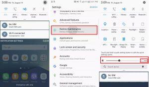 Mẹo tiết kiệm pin cực hiệu quả với Galaxy Note 7