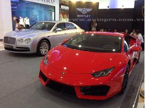 """Lamborghini Huracan cầu sau 20 tỷ Đồng """"tìm khách"""" tại Đà Nẵng"""