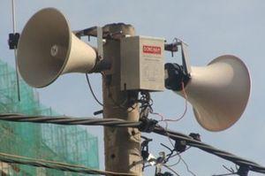 Đài truyền thanh một số nơi ở Hội An bị nhiễu sóng tiếng Trung Quốc