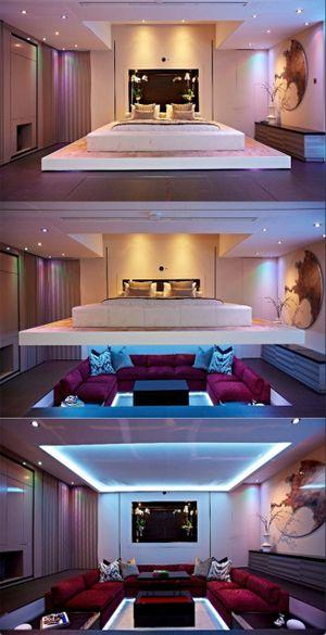 Những thiết kế 'bá đạo' cho các căn hộ có diện tích khiêm tốn!