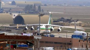 Sân bay Thổ Nhĩ Kỳ trúng rocket