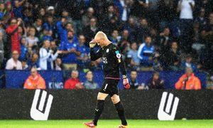ĐKVĐ Leicester trả giá đắt cho chiến thắng đầu tay
