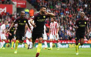 TRỰC TIẾP Man City 1-0 West Ham: Sterling mở tỉ số