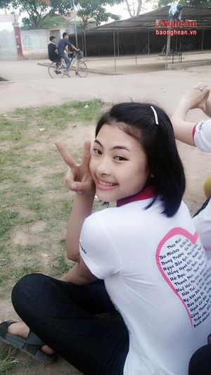 Hành trình đến với danh hiệu 'Người đẹp biển' 2016 của cô gái xứ Nghệ